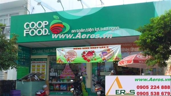 THiẾT KẾ THI CÔNG SIÊU THỊ MINI COOP FOOD, QUẬN BÌNH THẠNH, TP HCM